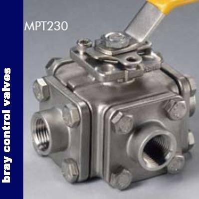 博雷MPT、MPC230、MPT、MPC240多端口230、240系列球阀