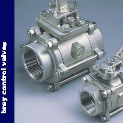 博雷S7000、8000、3片式全径球阀